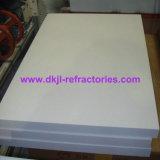 Alto panel de fibras de cerámica de aluminio del circonio para el horno de alta temperatura