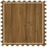 Alimentação Direta de fábrica Efeitos de madeira de nogueira piso laminado