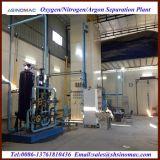 液体酸素または窒素の発電機または空気分離の単位