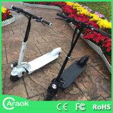 2016 Scooter eléctrico Popular bicicleta eléctrica plegable de aleación de aluminio