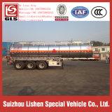 Semi-reboque Semi-reboque Líquido De Sulfato Líquido 20.3 M3 Isolamento Aquecimento Caminhão Reboque Estrutura Minuta
