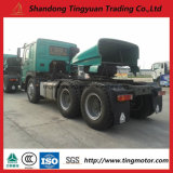 336/371HPエンジンを搭載するSinotruk HOWO 6*4の索引車のトラック