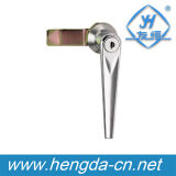 Novo bloqueio de alavanca de gabinete elétrico com chaves (YH9684)