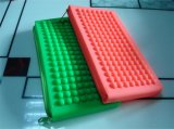 Populäres Silicone Wallet Silicone Purse mit Zipper