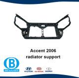 Accent 2006 Steun 64101-1e000 van Hyundai van de Tank van het Water van Upport van Radiators de Voor