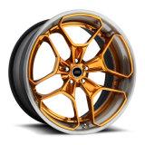 replica Rotiform di alluminio degli accessori dell'automobile 18*8j la nuova i cerchioni