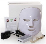Photon LED Facial Electric Mask Skin PDT Skin Rejuvenation Beauty Therapy 7colors Light Beauty Living room Anti-Aging Wrinkle Removal
