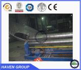 Machine de roulement symétrique mécanique de plaque de 3 rouleaux W11-25X2000