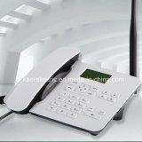Teléfono de escritorio sin hilos fijo de Kt1000 (180) -2g G/M