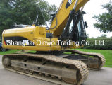escavadora de rastos Caterpillar 325D-2006/6000hrs usado 25ton Medium-Scale Earthwork-Delivery GRUPO HIDRÁULICO