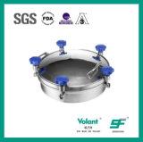 Boca sanitaria Sf9000201 de la presión del acero inoxidable