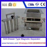 Электромагнитный сухой сепаратор силы для слабого магнитного Oxide-300