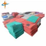 À prova personalizada de fábrica de PVC de duas cores do tapete do piso do carro