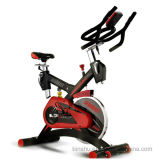 Nuovo Design Spin Bike con 18kg Flywheel