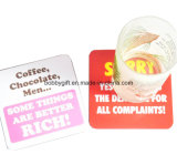 Coaster do copo/esteira de lugar impressos alta qualidade para vendas