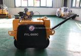 двойной Compactor асфальта Vibratory ролика руки барабанчика 550kg
