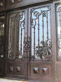 유럽식 눈썹 철 등록 문 석쇠