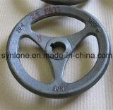 顧客用砂型で作る鋼鉄手車輪