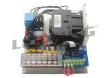 Trois multifonction de la phase de protection de surcharge du panneau de commande de pompe pour le traitement des eaux usées