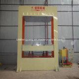 Presse froide hydraulique feuilletante de contre-plaqué de machine en bois pour la machine froide hydraulique de presse de /400t de placage