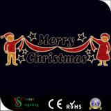 شارع عيد ميلاد المسيح لعبة ناريّة زخرفيّة خفيفة عمود مصباح كهربائيّ الحافز أضواء