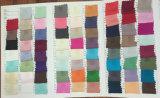 Cartões de seda da cor