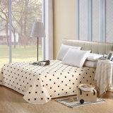 가득 차있는 여왕 임금 Egyptian Quality Bedroom Bedding 면 침대 시트 세트