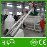 1-2 el pequeño anillo de la t/h muere el equipo del molino de alimentación de las aves de corral usado para la fábrica de la alimentación