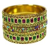 Braccialetto Handmade placcante popolare del diamante del braccialetto retro