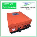 3kw на инверторе решетки/инверторе связи решетки/солнечном инверторе