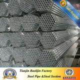 2,5 pouces de GI à effet de serre de tuyaux en acier