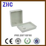 Caixa de junção elétrica à prova de explosões do PVC 200*200*80