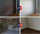 La décoration de mousse de protection environnementale PE 3D'autocollant de panneaux de paroi