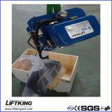 سلسلة Liftking 3T المزدوج السرعة الكهربائية رافعة مع هوك تعليق