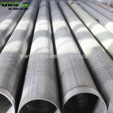China Fabricante de API J55 tubos perfurados para drenagem