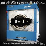 Heizungs-Waschmaschine des Dampf-120kg, die Unterlegscheibe-Zange aus dem Programm nehmend kippt