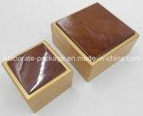 Handgemachtes kleines Holz-verpackenschmucksache-Kästen