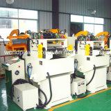 Automatische Presse-Zeilen-abwickelende und führende Maschine