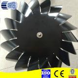 ventilator 500 600 650 880 van het roestvrij staalDak