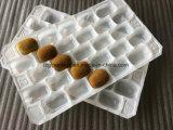 Zespri suministrado Nueva Zelandia Food Grade PP&Pet Kiwi Bandeja de envases de plástico