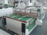 기계를 만드는 시스템 CNC 목공 위원회 가구를 내리기