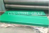 Folha de aço do telhado da cor/folha Prepainted da telhadura do metal