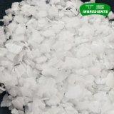 A soda cáustica 98% de hidróxido de sódio de pureza para fazer sabão
