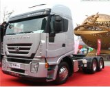 Sih Genlyon M100 편평하 지붕 340HP 트랙터 트럭