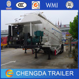Sale를 위한 중국 Made Cheap New Used 3 Axles 50ton Banana Bulk Cement Tanker Trailer