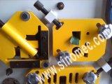Monteurs de charpentes métalliques la machine Q35Y-40
