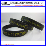 Best Selling Promotional Silicon Wristband (EP-S7101)