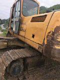 Escavatore utilizzato cingolo Hyundai 210-5
