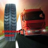 Gummireifen Llantasde Camion Superhawk 11r22.5 11r24.5 Llantas