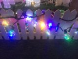 Indicatore luminoso della stringa della decorazione di natale di G45 LED